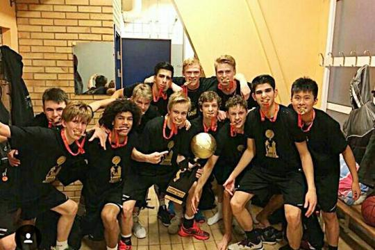 Basketball Academie Limburg boekt internationaal succes