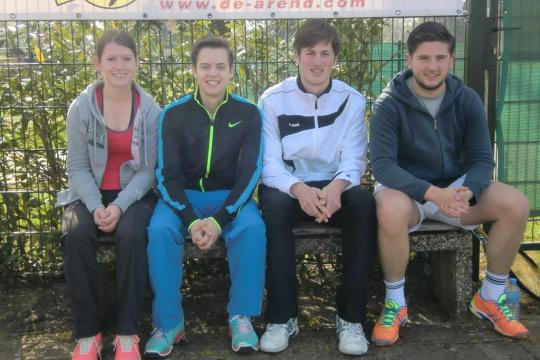 Tennissers naar finale Olympic Moves