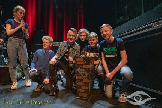 Scary Kids wint Van Horne Pop 2019